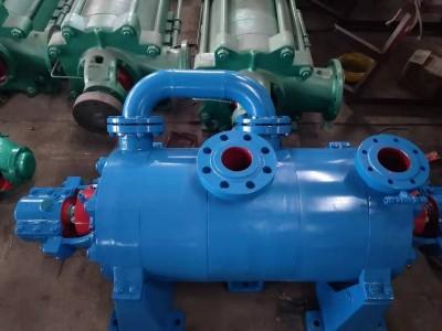 DGP46-50*5型泵系列卧式自平衡型结构
