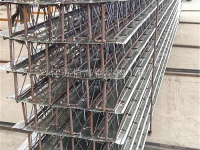 野狼社区必出精品直销镀锌底板1.0厚钢筋桁架楼承板TD2-130