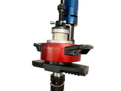 150/159型电动无毛刺管道坡口机 加紧式Y型坡口机