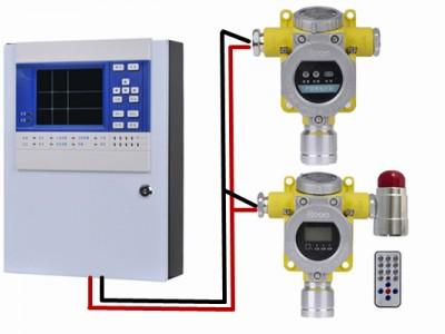 威海环氧乙烷泄露报警器 数值显示 售后三包