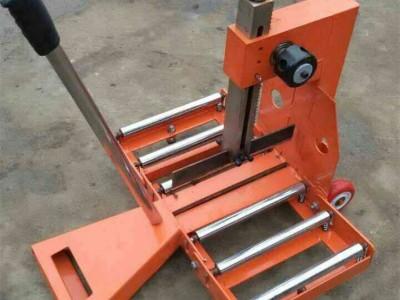 手动便携式切砖机 手提式小型泡沫砖切割机 工地加气块切断机
