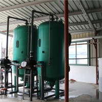 太倉石化熱力鍋爐水處理設備,軟化水設備