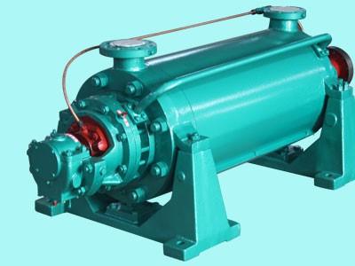 DG280-43*4卧式多级锅炉给水泵性能范围