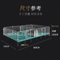 热镀锌围栏养猪设备仔猪保育床 全套自动化保育栏