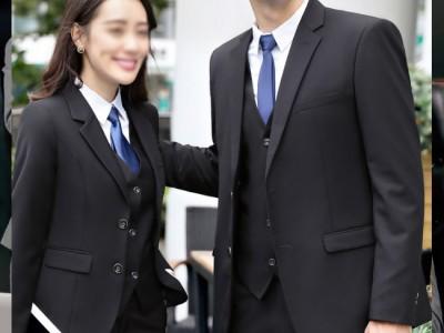 职业装定制、商务衬衫、西装、西服、行政工作服