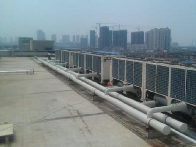 郑州空调声屏障 隔声屏障 新力金属有限公司