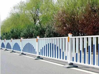 市政道路护栏 城市交通隔离护栏 款式美观新颖安装方便简易