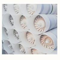 旋流板管束式除尘装置除尘除雾器除雾技术材料pp