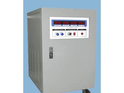 济南盛鑫单相400HZ中频静变电源15KVA电源