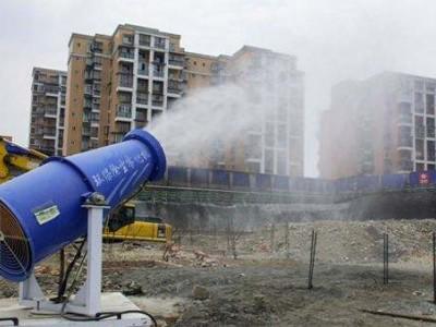 风送式雾炮机-矿山除尘用雾炮机-山东雾炮机生产厂家