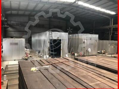 俄罗斯进口材烘干中文第一社区木材高温稳定中文第一社区药材烘干机增强木材稳定性
