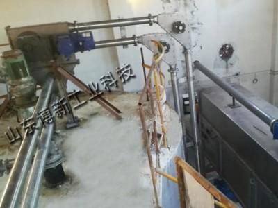 氧化钙粉管道式输送机、管链式提升机报价