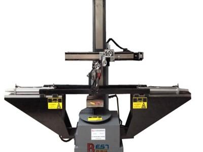 立式环缝焊接机适用于各类五金家电自动化焊接