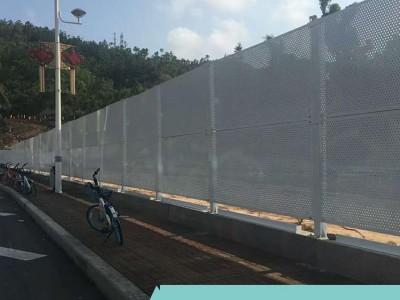 示范工程防风护栏 组装式金属钢结构冲孔围挡 厂家促销品质保证