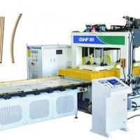 灿高双台面高频拼板机 给您带来意想不到的木材拼板效率与品质