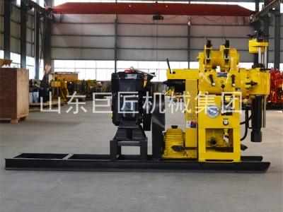 巨匠供应HZ-130Y工程地质勘察钻机 100型钻机