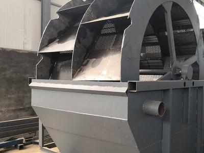 【新气象】【洗砂机械#洗沙机野狼社区必出精品#轮式洗砂机--青晨重工】