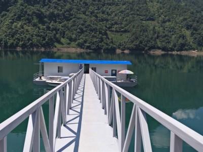浮筒式结构泵站LQB