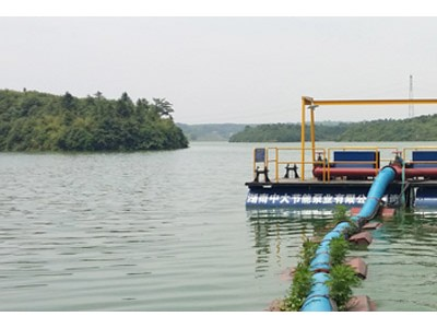 LQB取水泵船找湖南中大泵业