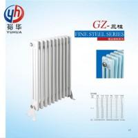 钢三柱散热器qfgz306_裕圣华品牌