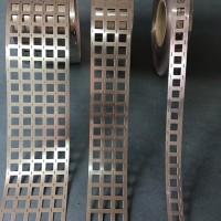 动力电池镍片18650电池连接片镀镍钢带电池五金