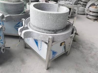 珠海市肠粉石磨机中达牌技术创新