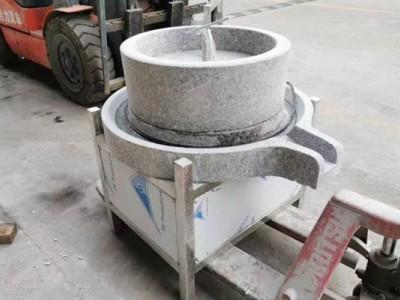 中山市河粉石磨机中达野狼社区必出精品产量质量保证