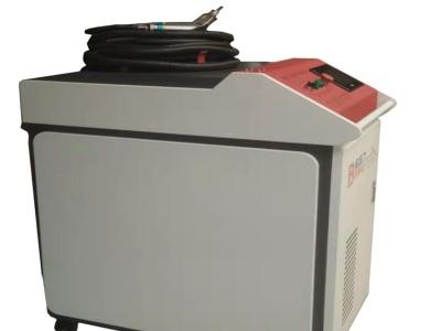 手持激光焊接机满足汽车行业各种材料的加工