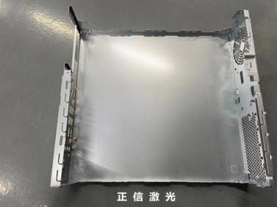厚街正信激光 电脑电视机箱连续光纤焊接机的原理