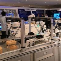 需要智能博乐教育桌面机械臂中国智能制造实训台