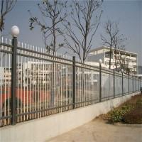 兴宁小区护栏优惠价 别墅栅栏图片 工厂围栏厂家