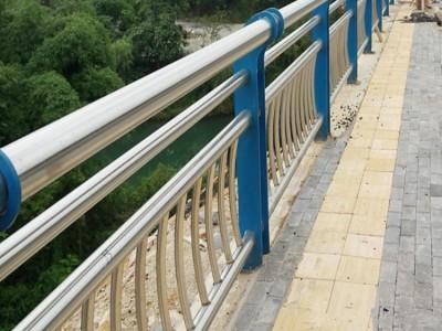 桥梁护栏河道护栏景观护栏新力厂家直销