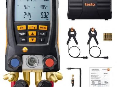 福建德图原装testo 557电子冷煤表面检测仪