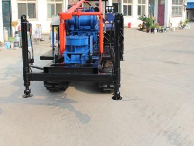 BK-160履带液压钻井机