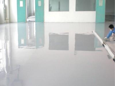 环保地坪漆使用时间艺彩建材
