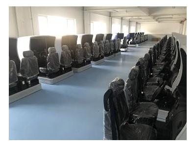 双座椅汽车驾驶模拟器-北京紫光基业科教设备制造有限公司