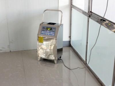 臭氧杀菌机 移动式臭氧杀菌机 便携式智能臭氧杀菌机
