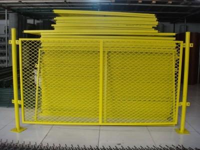基坑护栏  京式护栏  新力金属制品