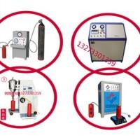 干粉灭火器灌装机组成及操作使用说明