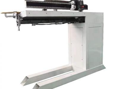 不锈钢水槽厨具自动直缝焊接机厂家直销