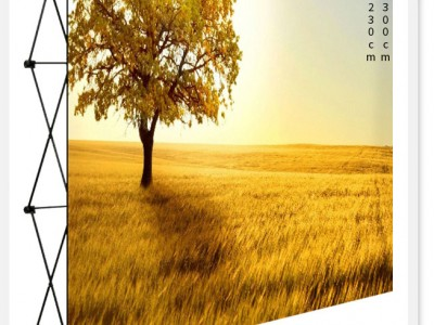 X展架   立牌   湖南广告器材批发长沙广储