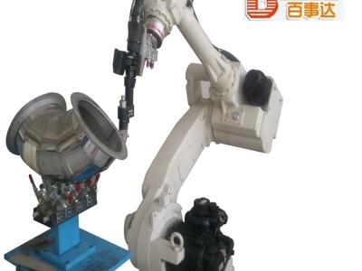 天津厂家自动焊接机器人汽车造船建筑行业的焊接