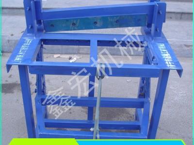 小型脚踏剪板机 铜铝板剪切机 简易铸铁脚踏剪板机边线直无毛边