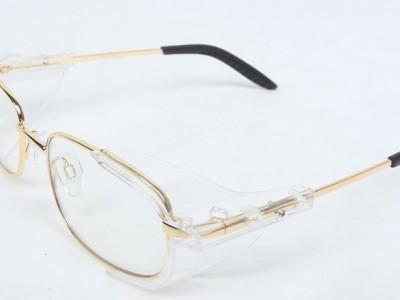 野狼社区必出精品直销防冲击防护眼镜金属框护目镜邦士度劳保镜可配镜