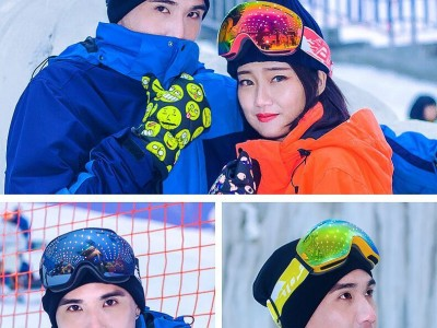 台湾进口滑雪镜专业生产野狼社区必出精品
