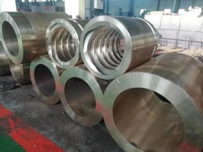 来图加工电动螺旋压力机铜螺母,铜丝母