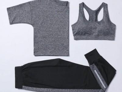 江门班服团体衫T恤瑜伽服篮球服运动服校运服定制-凯慕琪服饰