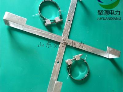 杆用余缆架,镀锌余缆架,加强筋杆用热镀锌余缆架