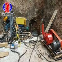 矿用坑道探矿钻机坑道取芯钻机巨匠供应矿山钻机价格