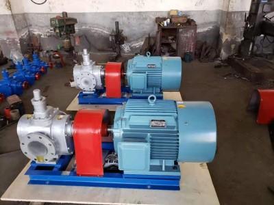 金海泵业小型齿轮泵 YCB-0.6m3/h电动铸铁管道泵